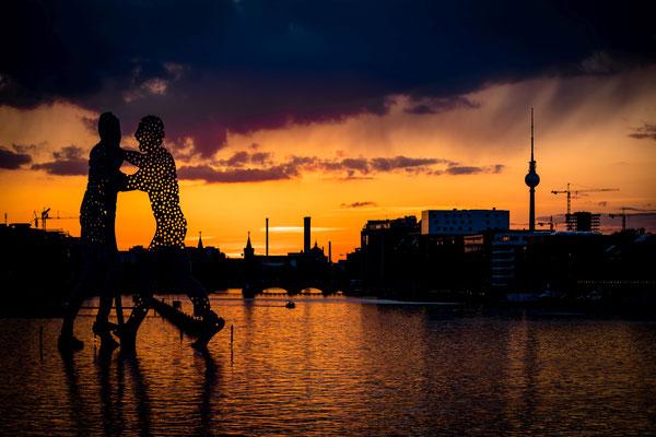 Spreeliebe, Foto: Dirk Pagels, Teltow