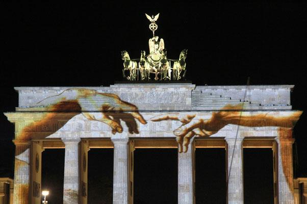 Festival of Lights Berlin 2014, Foto: Dirk Pagels, Teltow
