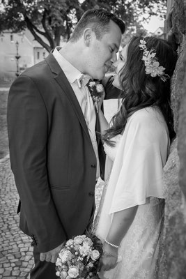 Hochzeit im Mai 2017, Foto: Dirk Pagels, Teltow