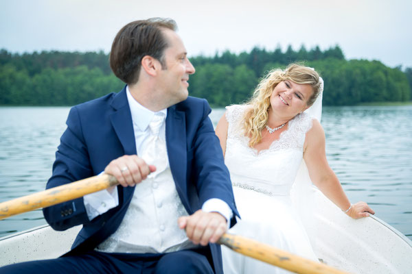 Hochzeit im Juni 2018, Naturresort Drewitz, Foto: Dirk Pagels