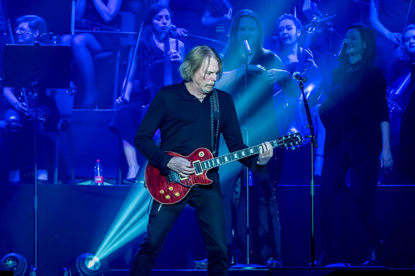 Scott Gorham, Thin Lizzy, Rock meets Classic, Foto: Dirk Pagels, Teltow