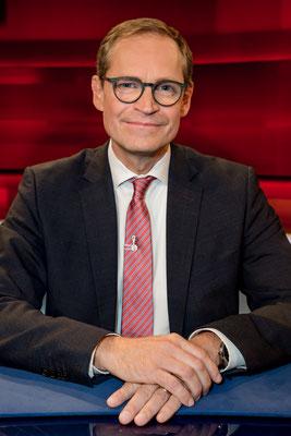Regierender Bürgermeister von Berlin Michael Müller, Foto: Dirk Pagels