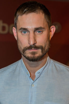 Clemens Schick, Schauspieler, Foto: Dirk Pagels, Teltow