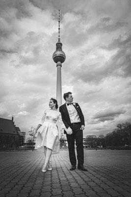 Hochzeit in Berlin 2021, Foto: Dirk Pagels, Teltow
