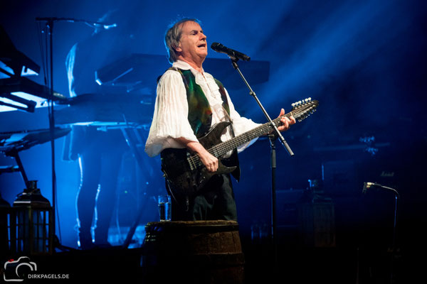 Chris de Burgh, November 2019, Admiralspalast Berlin, Foto: Dirk Pagels
