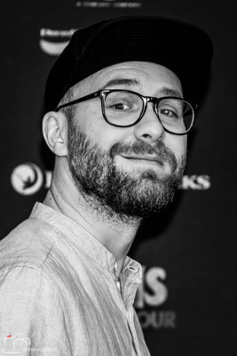 Mark Forster beim Pressecall von Trolls-World Tour, am 17.02.2020 im Waldorf Astoria Berlin, Foto: Dirk Pagels, Teltow