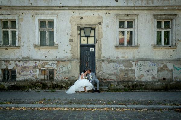 Hochzeit im August 2018, Teltow, Foto: Dirk Pagels