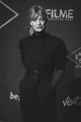 Heike Makatsch bei der Premiere von Babylon Berlin am 16.12.2019 im Zoo Palast Berlin, Foto: Dirk Pagels, Teltow