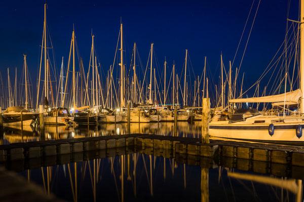 Yachthafen Grömitz, Foto: Dirk Pagels, Teltow