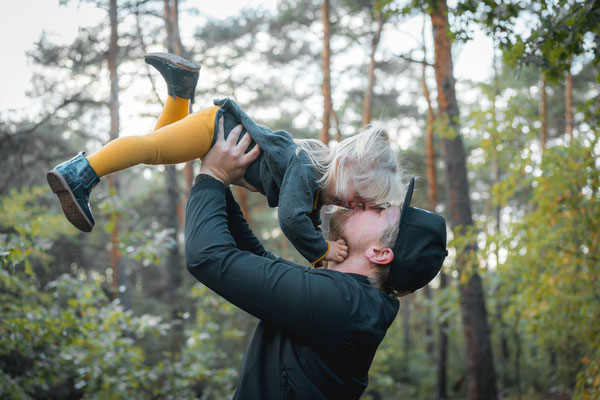 Familienshooting, Oktober 2020, Foto: Dirk Pagels, Teltow