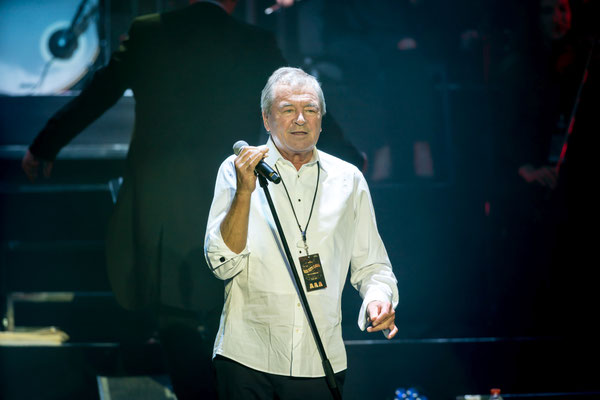 Ian Gillan, Deep Purple, Rock meets Classic, Foto: Dirk Pagels, Teltow