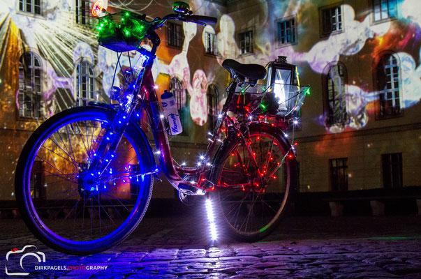 Festival of Lights 2015, Foto: Dirk Pagels, Teltow