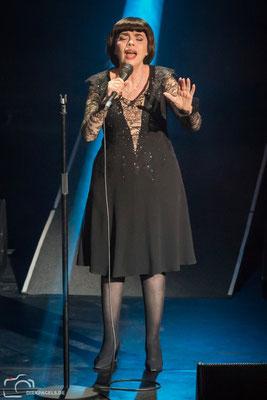 Mireille Mathieu 23.4.2018 Friedrichstadtpalast Berlin, Foto: Dirk Pagels, Teltow