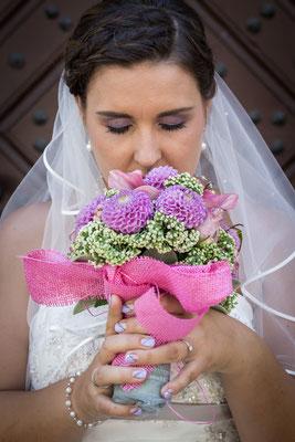 Hochzeit im August 2016, Teltow, Foto: Dirk Pagels, Teltow