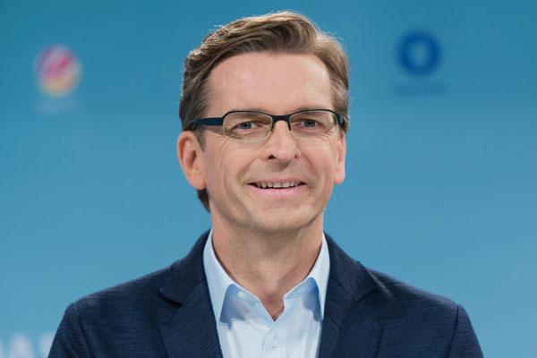 Claus Strunz, SAT 1, Foto: Dirk Pagels