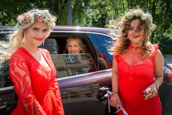 Hochzeit im Juni 2017, Rathaus Schöneberg, Foto: Dirk Pagels