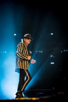 Udo Lindenberg, Mercedes Benz Arena 2019, Foto: Dirk Pagels
