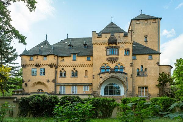 Hakeburg Kleinmachnow, Foto: Dirk Pagels, Teltow