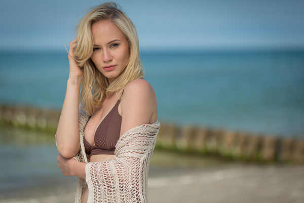 Shooting in Zingst; Foto: Dirk Pagels, Teltow