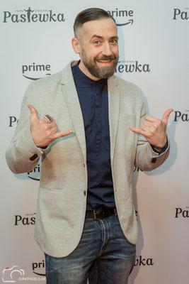 """Premiere von """"Pastewka- Staffel 8"""". Bürger Lars Dietrich, Foto: Dirk Pagels, Teltow"""
