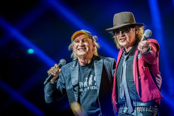 Udo Lindenberg, Mercedes Benz Arena 2019, Foto: Dirk Pagels, Teltow