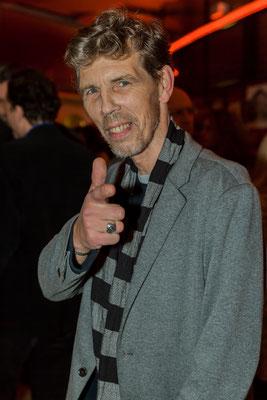 Gode Benedix, Schauspieler, Foto: Dirk Pagels, Teltow