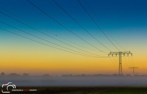 Sonnenaufgang in Teltow, Foto: Dirk Pagels