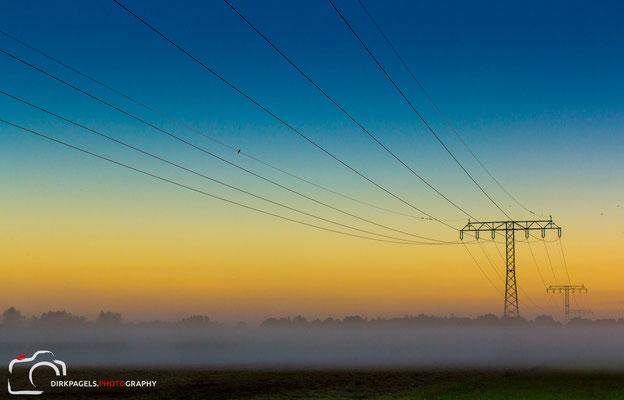 Sonnenaufgang in Teltow, Foto: Dirk Pagels, Teltow