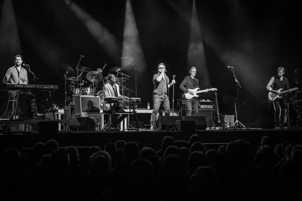 Mike & the Mechanics in der Columbia Halle Berlin, Foto: Dirk Pagels, Teltow