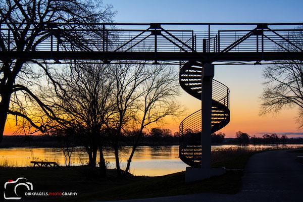 Architektur trifft Natur, Groß Neuendorf im Oderbruch, Foto: Dirk Pagels, Teltow