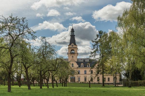 Schloss Güterfelde, Foto: Dirk Pagels, Teltow