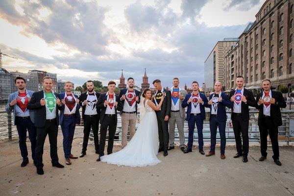 Hochzeit in Berlin 2018, Foto: Dirk Pagels, Teltow