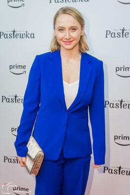 """Premiere von """"Pastewka- Staffel 8"""". Anna Maria Mühe, Foto: Dirk Pagels, Teltow"""