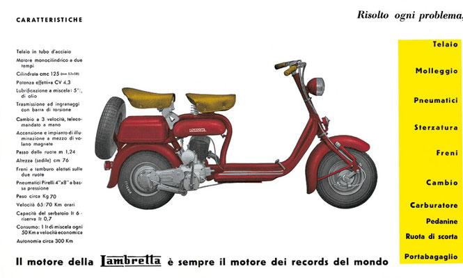 Lambretta C / 1950-51