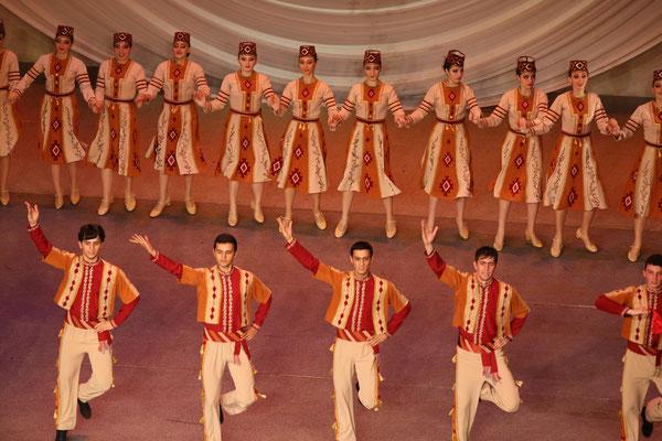 Traditionelle Tänze-Männer