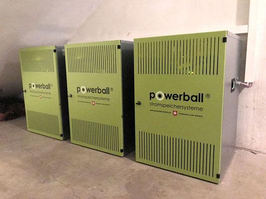 Powerball Stromspeicher für Landwirtschaft