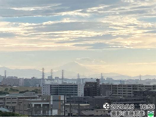 富士山方面