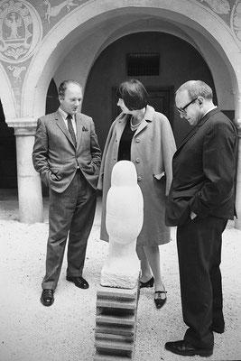 Thomas Bernhard,Friederike Mayröcker, Ernst Jandl