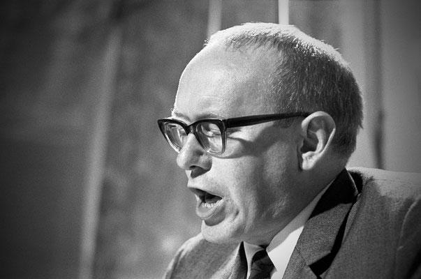 Ernst Jandl 1967