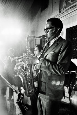Dexter Gordon 1969