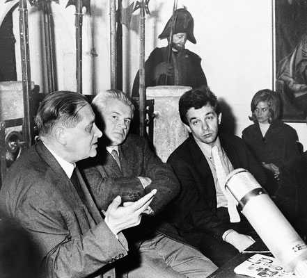 Msg. Mauer,Michael Guttenbrunner, Arnulf Rainer