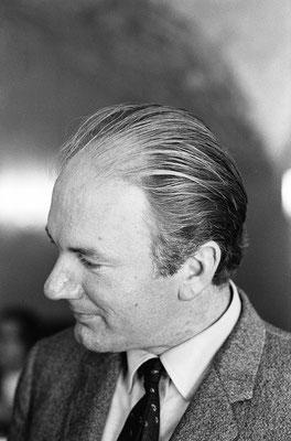 Thomas Bernhard bei den Profilen in St. Veit a.d. Glan 1967