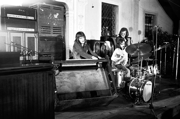 The Nice 1969 Emerson,Lake und Palmer