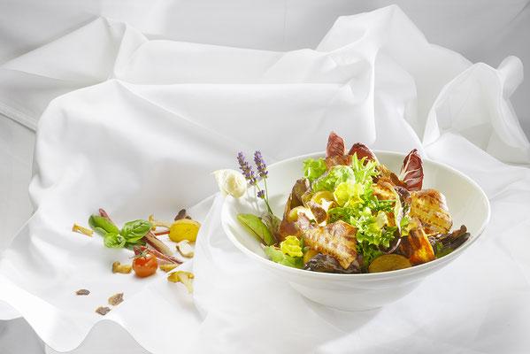 Salat aus eigener Produktion von Mochoritsch, www.mochoritsch.at