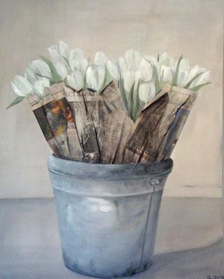 Tulpen 80x100cm