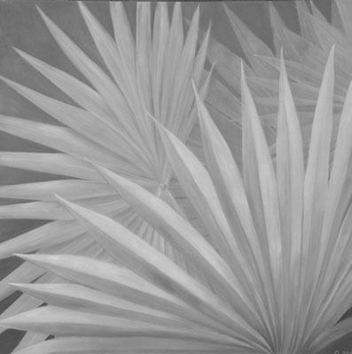 Palmen 100x100cm