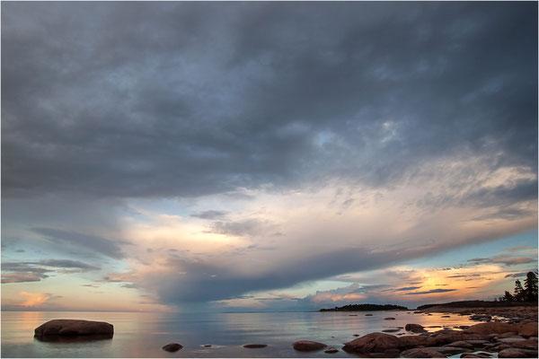 Abend am Vänern, Värmlandsnäs, Värmland