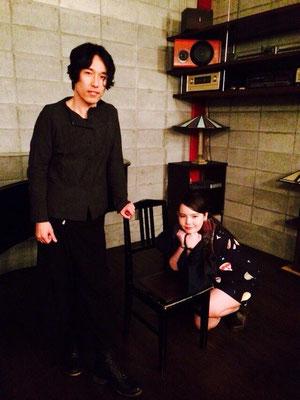 「空気しんどう」主催のTarufuさんと@神戸クレオール
