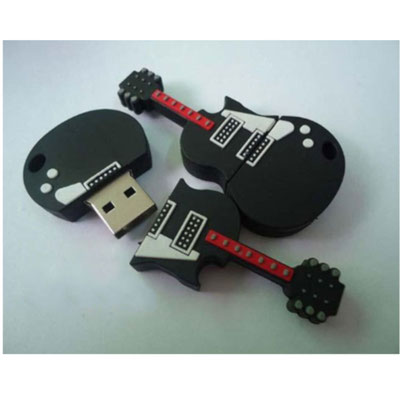 ギター型USBメモリ