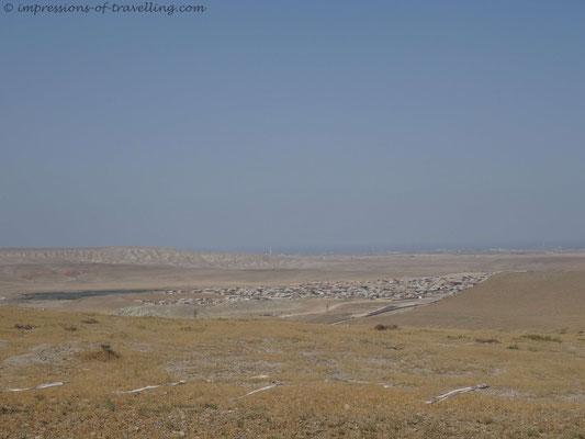 Endlich....Das Kaspische Meer